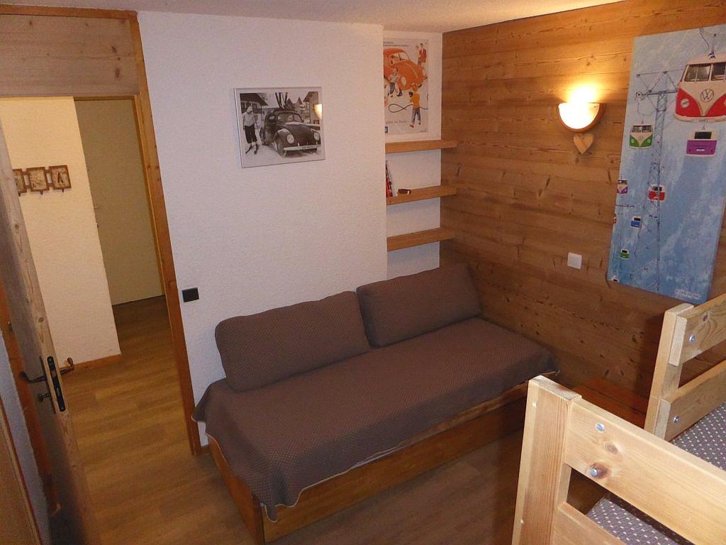Slaapbank van appartement Souche 8