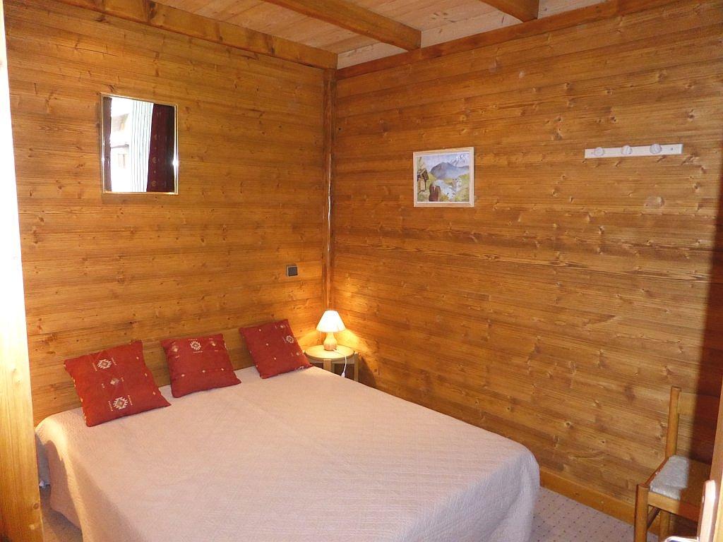 Foto van de slaapkamer van appartement Souche 23