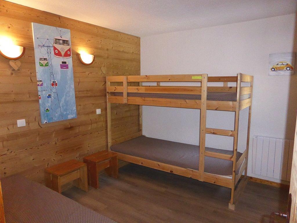 Foto van de slaapkamer van appartement Souche 8