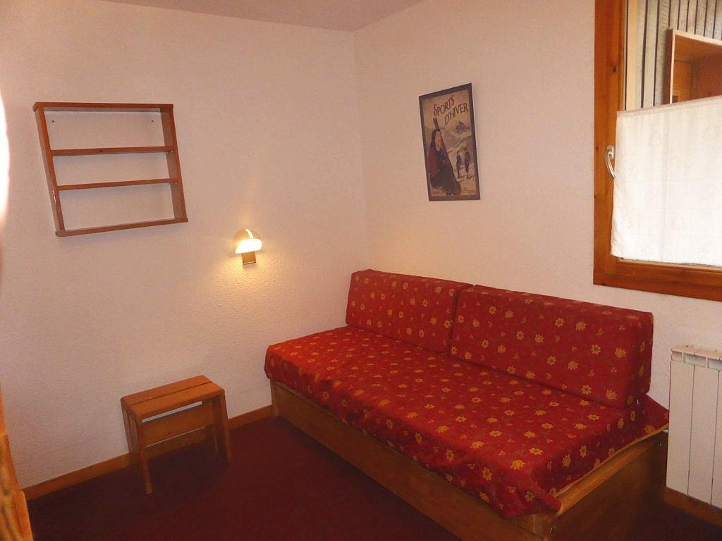 Foto van de slaapbank van appartement Clairière 27