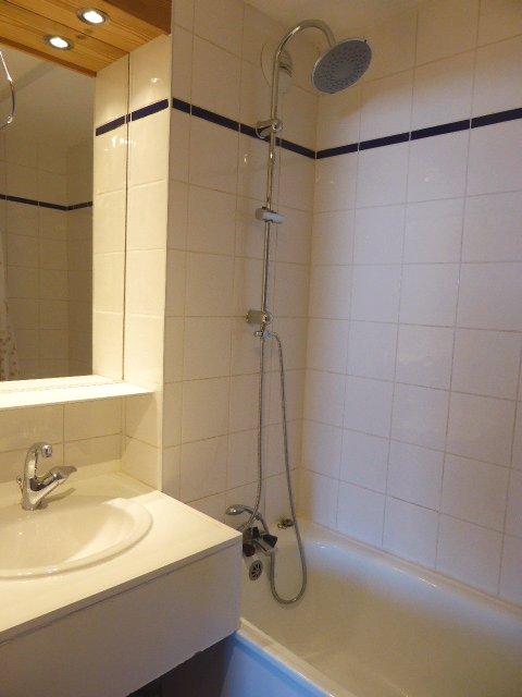 Foto van de badkamer van appartement Souche 9