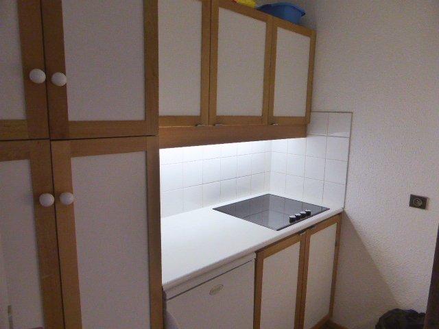 Foto van de keuken van appartement Souche 9