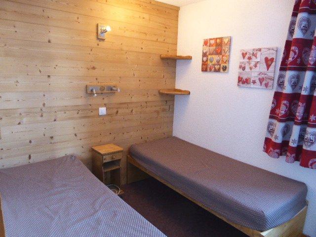 Foto van de slaapkamer van appartement Souche 9